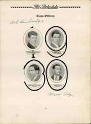 Page 17, 1930 Edition, Trenton Central High School - Bobashela Yearbook (Trenton, NJ) online yearbook collection
