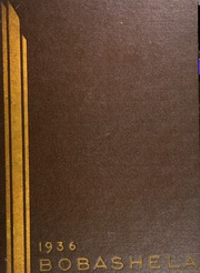 1936 Edition, Trenton Central High School - Bobashela Yearbook (Trenton, NJ)