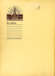 Page 2, 1936 Edition, Trenton Central High School - Bobashela Yearbook (Trenton, NJ) online yearbook collection