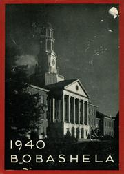 Trenton Central High School - Bobashela Yearbook (Trenton, NJ) online yearbook collection, 1940 Edition, Page 1