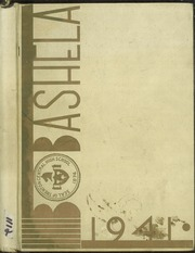 1941 Edition, Trenton Central High School - Bobashela Yearbook (Trenton, NJ)