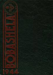 Trenton Central High School - Bobashela Yearbook (Trenton, NJ) online yearbook collection, 1944 Edition, Page 1