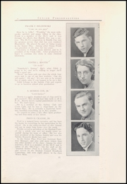 Page 17, 1932 Edition, Bloomfield High School - Memories Yearbook (Bloomfield, NJ) online yearbook collection