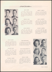 Page 17, 1943 Edition, Bloomfield High School - Memories Yearbook (Bloomfield, NJ) online yearbook collection