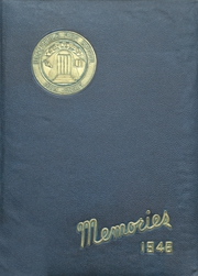 1946 Edition, Bloomfield High School - Memories Yearbook (Bloomfield, NJ)