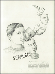 Page 17, 1948 Edition, Bloomfield High School - Memories Yearbook (Bloomfield, NJ) online yearbook collection
