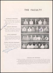 Page 12, 1949 Edition, Bloomfield High School - Memories Yearbook (Bloomfield, NJ) online yearbook collection