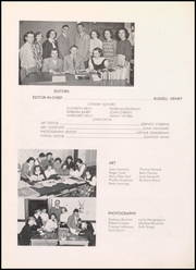 Page 14, 1949 Edition, Bloomfield High School - Memories Yearbook (Bloomfield, NJ) online yearbook collection