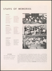Page 15, 1949 Edition, Bloomfield High School - Memories Yearbook (Bloomfield, NJ) online yearbook collection