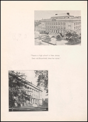 Page 6, 1949 Edition, Bloomfield High School - Memories Yearbook (Bloomfield, NJ) online yearbook collection