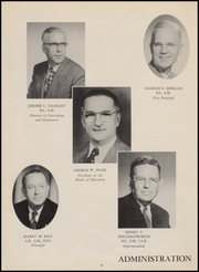 Page 12, 1952 Edition, Bloomfield High School - Memories Yearbook (Bloomfield, NJ) online yearbook collection