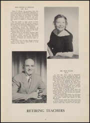Page 13, 1952 Edition, Bloomfield High School - Memories Yearbook (Bloomfield, NJ) online yearbook collection