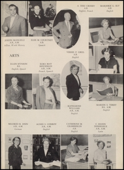 Page 15, 1952 Edition, Bloomfield High School - Memories Yearbook (Bloomfield, NJ) online yearbook collection