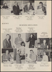 Page 17, 1952 Edition, Bloomfield High School - Memories Yearbook (Bloomfield, NJ) online yearbook collection