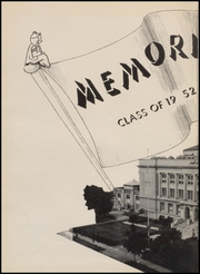 Page 6, 1952 Edition, Bloomfield High School - Memories Yearbook (Bloomfield, NJ) online yearbook collection
