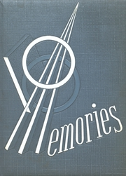 1954 Edition, Bloomfield High School - Memories Yearbook (Bloomfield, NJ)