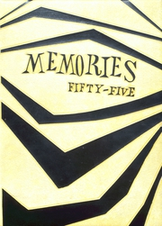 1955 Edition, Bloomfield High School - Memories Yearbook (Bloomfield, NJ)