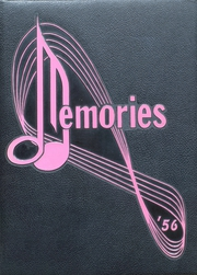 1956 Edition, Bloomfield High School - Memories Yearbook (Bloomfield, NJ)