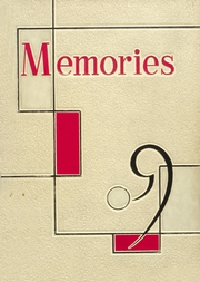 1959 Edition, Bloomfield High School - Memories Yearbook (Bloomfield, NJ)