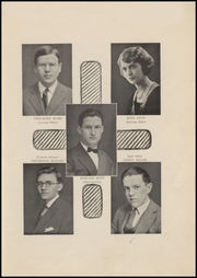 Page 11, 1923 Edition, Vineland High School - Record Yearbook (Vineland, NJ) online yearbook collection