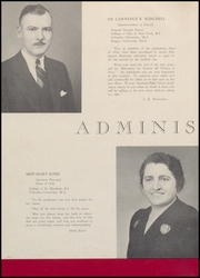 Page 14, 1942 Edition, Vineland High School - Record Yearbook (Vineland, NJ) online yearbook collection