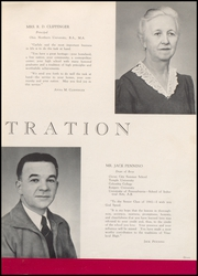 Page 15, 1942 Edition, Vineland High School - Record Yearbook (Vineland, NJ) online yearbook collection