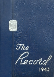 Page 1, 1943 Edition, Vineland High School - Record Yearbook (Vineland, NJ) online yearbook collection