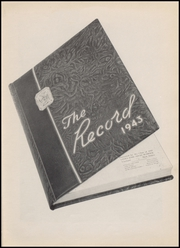 Page 7, 1943 Edition, Vineland High School - Record Yearbook (Vineland, NJ) online yearbook collection