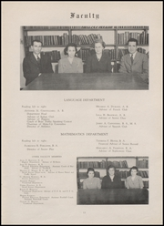 Page 17, 1945 Edition, Vineland High School - Record Yearbook (Vineland, NJ) online yearbook collection