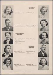 Page 15, 1946 Edition, Vineland High School - Record Yearbook (Vineland, NJ) online yearbook collection