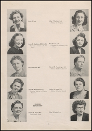 Page 16, 1946 Edition, Vineland High School - Record Yearbook (Vineland, NJ) online yearbook collection