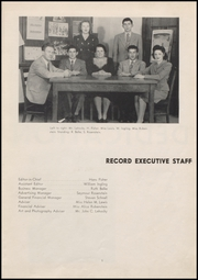 Page 9, 1946 Edition, Vineland High School - Record Yearbook (Vineland, NJ) online yearbook collection