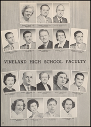 Page 14, 1949 Edition, Vineland High School - Record Yearbook (Vineland, NJ) online yearbook collection