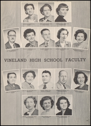 Page 15, 1949 Edition, Vineland High School - Record Yearbook (Vineland, NJ) online yearbook collection