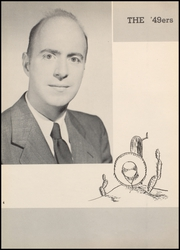 Page 8, 1949 Edition, Vineland High School - Record Yearbook (Vineland, NJ) online yearbook collection