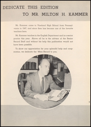 Page 9, 1949 Edition, Vineland High School - Record Yearbook (Vineland, NJ) online yearbook collection