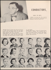 Page 10, 1953 Edition, Vineland High School - Record Yearbook (Vineland, NJ) online yearbook collection