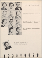 Page 12, 1953 Edition, Vineland High School - Record Yearbook (Vineland, NJ) online yearbook collection