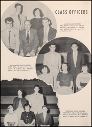 Page 14, 1953 Edition, Vineland High School - Record Yearbook (Vineland, NJ) online yearbook collection