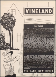 Page 7, 1953 Edition, Vineland High School - Record Yearbook (Vineland, NJ) online yearbook collection