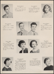Page 16, 1955 Edition, Vineland High School - Record Yearbook (Vineland, NJ) online yearbook collection