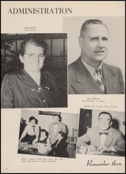 Page 8, 1955 Edition, Vineland High School - Record Yearbook (Vineland, NJ) online yearbook collection
