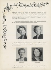 Page 16, 1947 Edition, Passaic High School - Echo Yearbook (Passaic, NJ) online yearbook collection