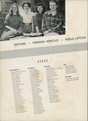 Page 6, 1947 Edition, Passaic High School - Echo Yearbook (Passaic, NJ) online yearbook collection
