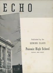 Page 9, 1947 Edition, Passaic High School - Echo Yearbook (Passaic, NJ) online yearbook collection