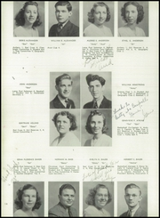 Page 18, 1940 Edition, Kearny High School - Lamp Post Yearbook (Kearny, NJ) online yearbook collection
