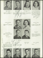 Page 20, 1940 Edition, Kearny High School - Lamp Post Yearbook (Kearny, NJ) online yearbook collection