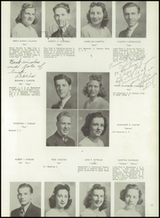 Page 21, 1940 Edition, Kearny High School - Lamp Post Yearbook (Kearny, NJ) online yearbook collection