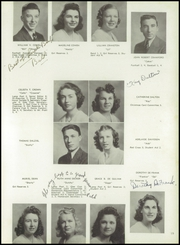 Page 23, 1940 Edition, Kearny High School - Lamp Post Yearbook (Kearny, NJ) online yearbook collection