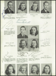 Page 24, 1940 Edition, Kearny High School - Lamp Post Yearbook (Kearny, NJ) online yearbook collection